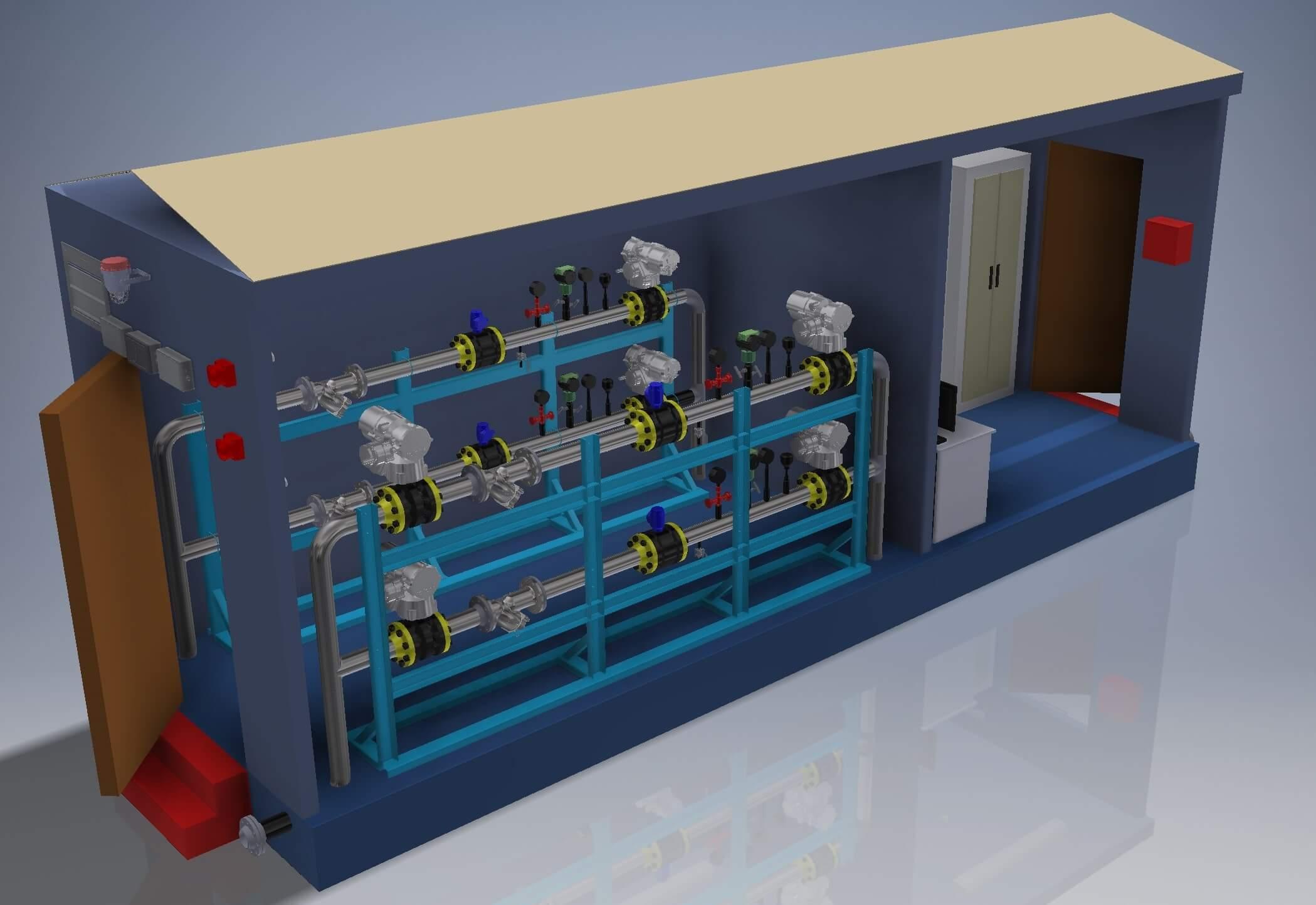 Системы учета расходы воды