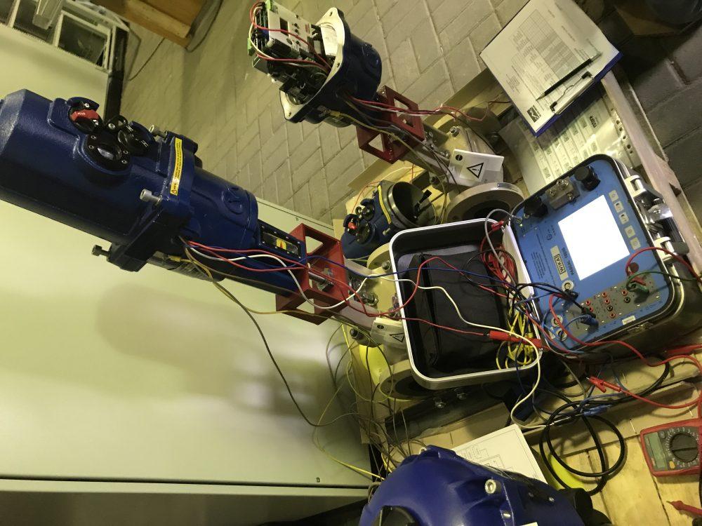 Сборка и настройка привод – клапан для проекта МаТраГ (Сatro)